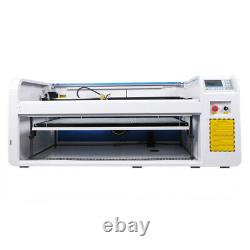 HL 100W Co2 Laser Cutting Machine With RD System Auto focus Linear Guides CW5000