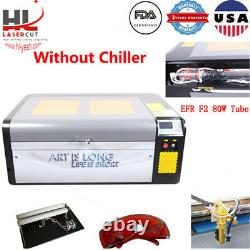 HL 1060 EFR F2 80W-95W Ruida Laser Cutting Engraving Machine Cutter Wood/Acrylic