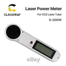 Handheld CO2 Laser Tube Power Meter 0-200W for Laser Engraving Cutting Machine