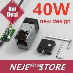High Power Laser Head For Cutting Metal CNC Engraving Machine Module 30with40w New