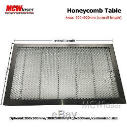 Honeycomb Table for CO2 Laser Engraver Cutting Machine 90x60cm Galvanized Iron