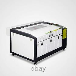 Hot! LaserDRAW 50W Laser Engraving&Cutting machine With Motorized Table 16''x24