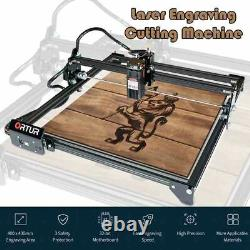 Laser Engraving Cutting Machine With 32-Bit Mother Board 7w 15w 20w Fast Speed