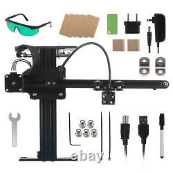 Laser Engraving Machine DIY Mini Cutting Wood Router Desktop Windows MAC Android