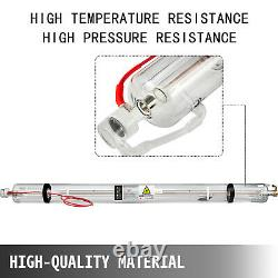 Laser Tube 100W CO2 Glass Laser tube 1430mm for Laser Engraving Cutting Machine