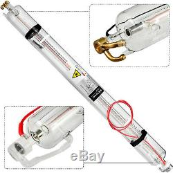 Laser Tube CO2 Laser Tube 80W 1230mm for Laser Engraving and Cutting Machine