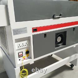 Laser engraving cutting machine price 4060L 400x600mm 100W W2 reci ruida