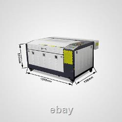 LaserDRAW 50W Laser Engraving&Cutting machine With Motorized Table 16''x24