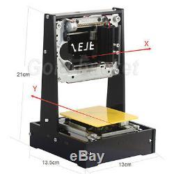 NEJE 300mW DIY USB Mini Laser Engraver Engraving Cutting Machine Logo Marking