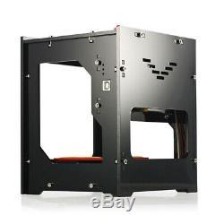 NEJE DK-8-FKZ 1500mW High Speed USB Laser Engraver DIY Cutting Engraving Machine