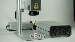 NEW PORTABLE 20Watt LASER MARKING/ ENGRAVING/ CUTTING SYSTEM With PC