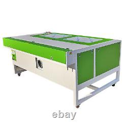 New 1300x900mm 80W Co2 Laser Cutter Engraver Engraving Cutting Machine