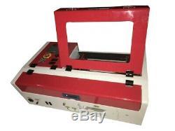 New 3020 50W C02 laser engrave cutting machine engraver cutter machine 300x200