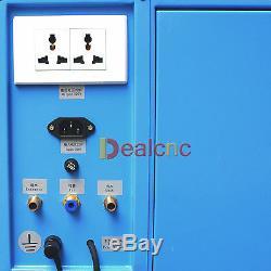 New 60W Co2 Laser USB Cutting Engraving Machine 500700(mm) Engraver Machine