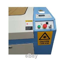 New! 80W Co2 Laser Cutting and Engraving Machine 1300 mm x 900 mm With CE FDA