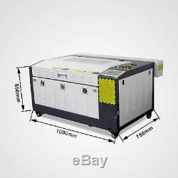 New! LaserDRAW 50W Laser Engraving&Cutting machine With Motorized Table 16''x24