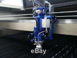 Non-Metal &Metal Laser Cutter, Combo Laser Engraver Cutting Machine Reci W6 160w