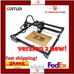 ORTUR Laser Master 2 Laser Engraving Cutting Machine With 32-bit Motherboard