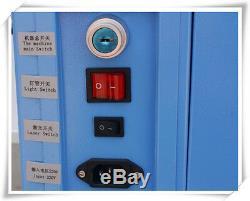 RDworks Control 60W CO2 Laser Engraving & Cutting Machine 700mm500mm USB Port