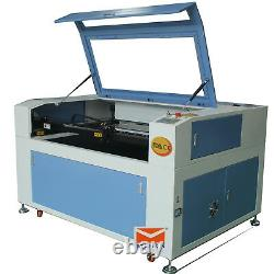RECI 100W CO2 USB Port Laser Engraving & Cutting Machine Red-dot Position