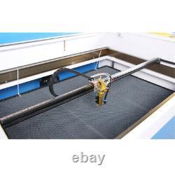 RECI 100W Co2 Laser Cut Machine Cutter Engraver 1000x600mm Auto Focus US Ship