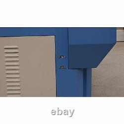 RECI 100W Co2 Laser Cutting & Engraving machine 1300x2500mm USB Port Chiller