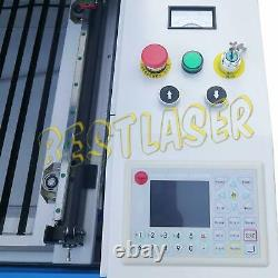 RECI 100W Co2 Laser Cutting Machine Acrylic Engraver Motor Z Axis 1000mm600mm