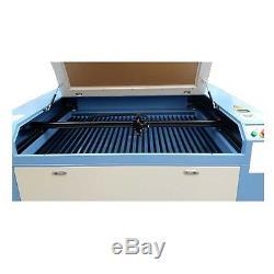 RECI 100W RUIDA Co2 Laser Cutting & Engraving Machine 1300mm 900mm USB PORT