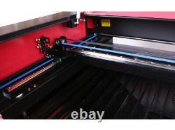 RECI 130W CO2 Laser Engraving Cutting Machine RD Control CW5200 Double Platform