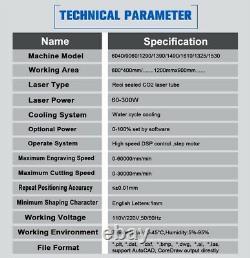 RECI 1390 CO2 Laser Cutter 150W Laser Cutting Machine Non-Metal Laser Engraver