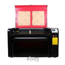 RECI W2 100W CO2 Laser Engraving Cutting Machine Engraver Cutter USB Port