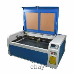 RUIDA DSP 1060 100W CO2 Laser Cutting Engraver Machine RECI W2 Tube Auto-Focus
