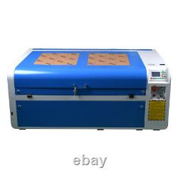 RUIDA DSP CO2 Laser Engraver Machine 100W Engraving Cutting RECI Tube 6001000mm