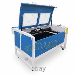 RUIDA RECI 100W Co2 Laser Engraving/Cutting Machine 1000mm600mm Motor Z Axis