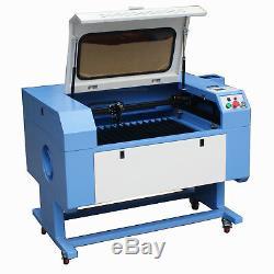 Reci 100W 700x500mm Laser Tube CO2 USB LASER ENGRAVING CUTTING MACHINE CW-3000
