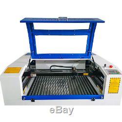 Reci 100w ruida laser engraver machine carver cutting Acrylic glass plywood cnc
