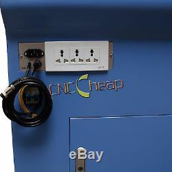 Reci W2 100W 900 x 600mm Co2 Laser Engraving Cutting Laser Cutter Engraver USB