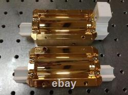 Reflectors Cavity Gold NdYAG 1064nm, Lee Laser 608T Marking Cutting Engraving