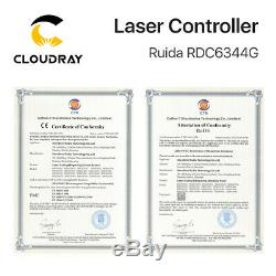 Ruida Co2 Laser Controller RDC6344G 7 Touch Panel DSP for Engraver Cutting
