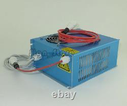 Sales! RECI 80W Z2 S2 Co2 PSU Laser Power Supply DY10 Cutting Engraving Machine