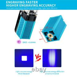 TOTEM S 40W Desktop Laser Engraver Carver Laser Cutter Printer Cutting Machine