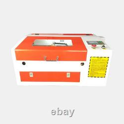 TS4030 400x300mm CO2 laser engraver 50w laser engraving Machine and cutting