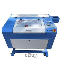 Usb 60w Co2 Laser Engraving Cutting Machine With Red-dot Positioning Function