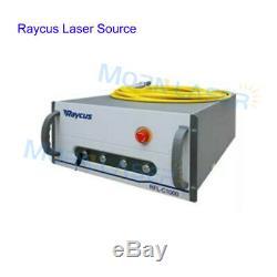 1000w Machine De Découpe Laser Raycus Dénudeur Raytools 1500x3000mm Pour Le Métal