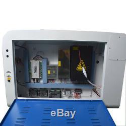 100w 1060 Ruida Dsp Co2 Découpe Laser Engraver Machine Mise Au Point Automatique Red Dot Reciw2