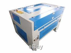 100w 9060 Co2 Gravure Au Laser Machine De Découpage / Bois Laser Engraver Coupe 3524