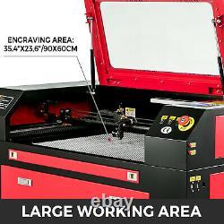 100w Graveur Laser Co2 Laser Cutting Machine Usb Disk U-flash Cutter 36x24
