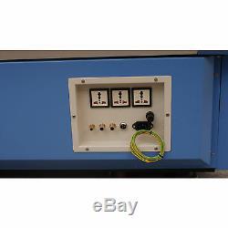 100w Laser Co2 Tube Laser Engraver Machine De Découpe Laser Cutter 13002500mm