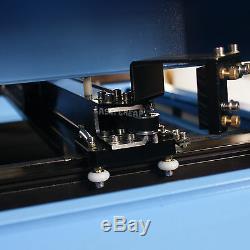 100w Reci W2 Co2 Laser Machine De Gravure Découpe Cutter 500mm700mm Usb Graveuse