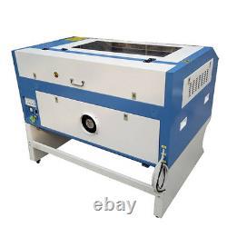 100w Reci W2 Machine De Découpe Gravure Au Laser 6090/9060 De Ruida 6442s Contrôleur